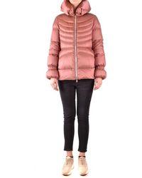 Geospirit Outerwear Long - Pink