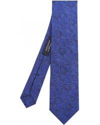Jules B - Silk Paisley Tie - Lyst