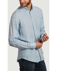 B.D. Baggies Bradford Shirt Light B.d Baggies - Blue