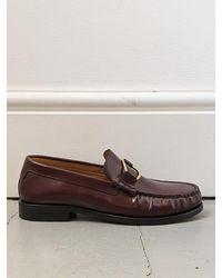 Étoile Isabel Marant Frunee Leather Loafers - Multicolour
