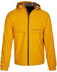 Tommy Hilfiger Coats - Yellow