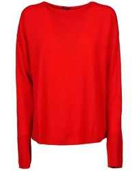 Aspesi Jumpers - Red