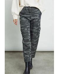Rails Cargo Trouser - Grey
