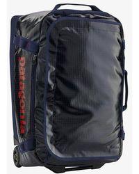 Patagonia Mochila Black Holeâ® Wheeled Duffel Bag 40l - Classic Navy - Blue