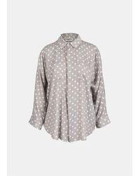 Essentiel Antwerp Antwerp Viral Shirt - Combo 1 Grey Shadow