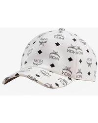 MCM Hats White