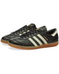 adidas Hamburg Sneakers - Black