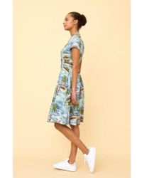 Emily and Fin - Kate Paradise Island Shirt Dress - Lyst