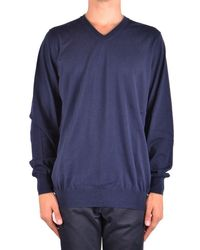 Brunello Cucinelli Sweater In - Blue