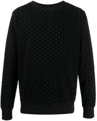 Balmain Resin Longsleeve T-shirt - Black