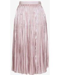 Rebecca Minkoff Adia Skirt - Pink