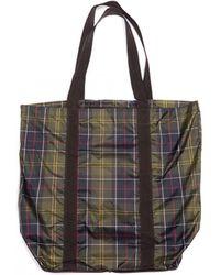 Barbour - Men's Travel Pocket Tote Bag - Lyst