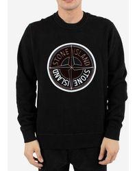 Stone Island Sweatshirt 731 563 094 V0029 Black
