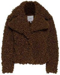 Ichi Essie Jacket , Title:mocha - Brown