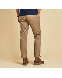 Barbour - Men's City Neuston Chino Trousers - Lyst