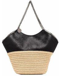 Stella McCartney Women's 700224w88051000 Black Canvas Handbag