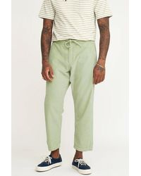Wax London - Wax Mens Kurt Jumbo Cord Sage Trouser - Lyst