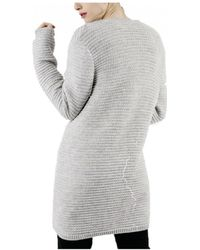 Saint James - Jacket Light Grey 391 Concareau - Lyst