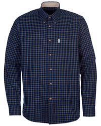 Barbour Bank Shirt - Blue