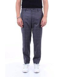 PT Torino Pants Chino Men Dark Grey