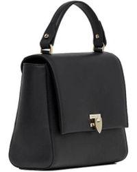 Philippe Model - Black Petit Model Satchel Bag - Lyst