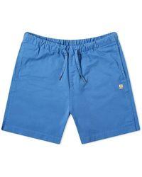 Armor Lux Shorts Alx .77655 Mib.77655 - Blue