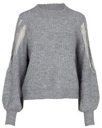 NÜ Iga Pullover - Grey