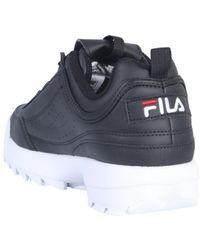 Fila - Disruptor Low Sneakers - Lyst