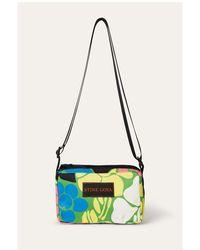 Stine Goya Vivienna Bag Crossbody Banana Leaf - Multicolour