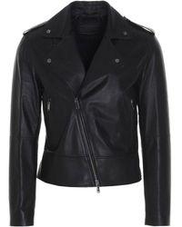 Desa Men's K12639black Black Other Materials Outerwear Jacket