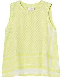 Cecilie Copenhagen Avocado Shirt - Green