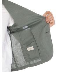 Altea Linen Blazer - Grey