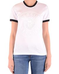Versus T-shirt In White