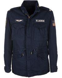 Ralph Lauren Blue Jacket