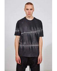 Thom Krom Thom/krom Ss21 M Ts 571 B T Shirt - T102 - Black