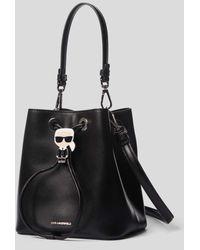 Karl Lagerfeld Woman Bag - 205w3056 - Black