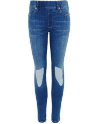True Religion The Runway leggings Colour: Denim Blue