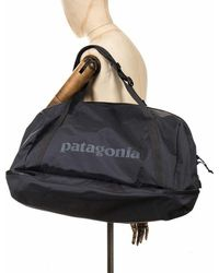Patagonia Planing Duffel Bag 55l - Ink Black Colour: Ink Black