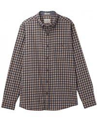 White Stuff Shustoke Check Shirt - Blue