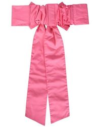RED Valentino Other Materials Belt - Pink