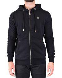 Philipp Plein Sweatshirts - Black