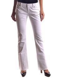 John Richmond Jeans Pt2437 - White