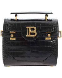 Balmain Un0s526lvcw 0pa - Black