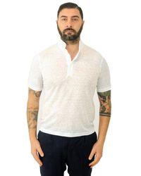 Cruciani Serafino With Buttons - White