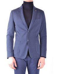 Massimo Rebecchi Jacket Alpha - Blue