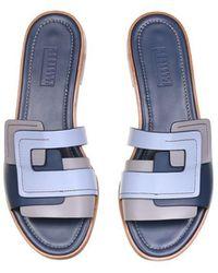Fratelli Borgioli Fratelli Rossetti Sandals - Blue