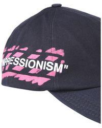 306b5fd6 Yeezy Calabasas Lost Hills Cap in Black for Men - Lyst