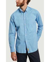 B.D. Baggies Bradford Shirt J113 Light B.d Baggies - Blue