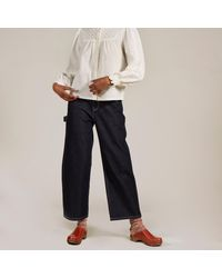 SIDELINE Wren Recycled Denim Jeans Indigo - Black
