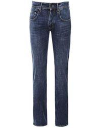Baldessarini Regular Fit Jack Jeans Colour: Blue